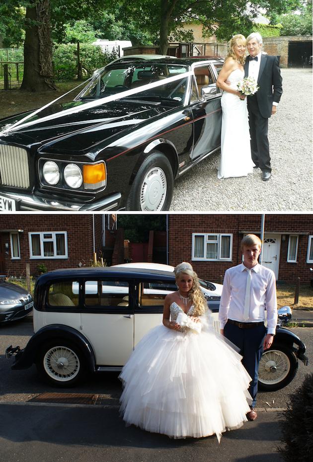 Wedding Car Hire Insurance