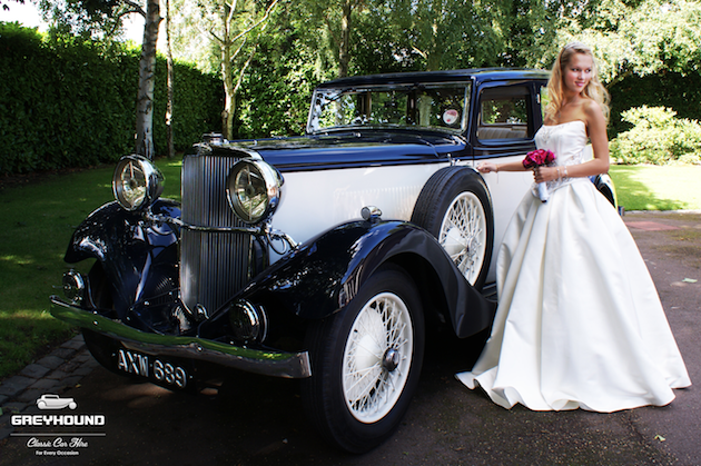 Greyhound Classic Car Hire Your Wedding Day Is One Of The Most Important Days Life And You Want To Make Sure That Arrival At Church Or