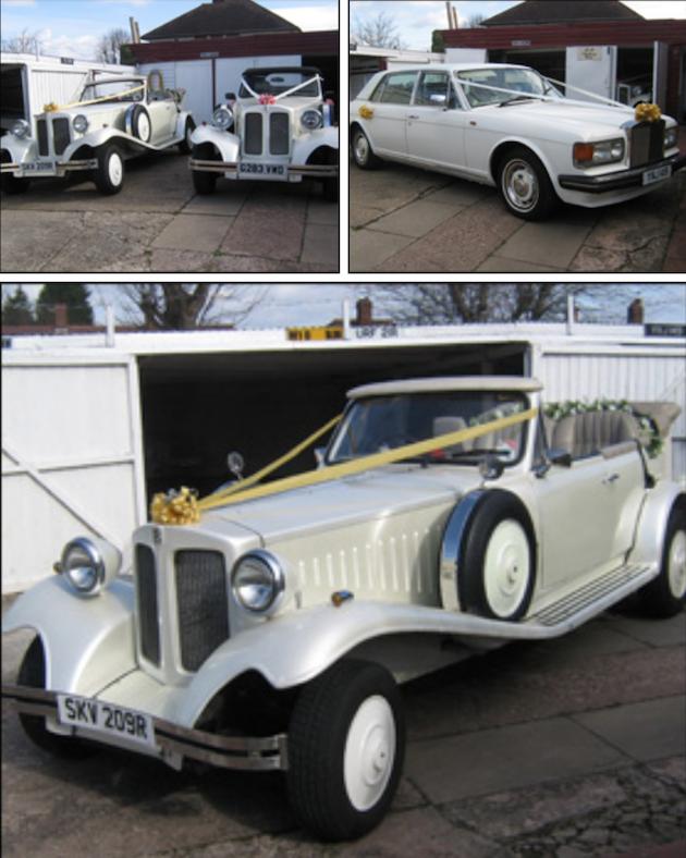Cool Wedding Cars In Birmingham Gallery - Classic Cars Ideas - boiq.info
