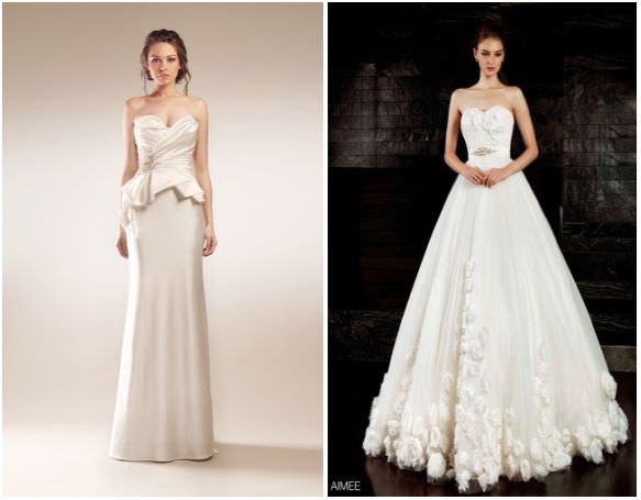 French wedding dress designers images for French couture brands