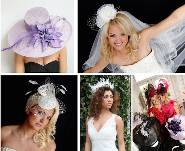Find Elegant Hats Fascinators For Weddings Wedding