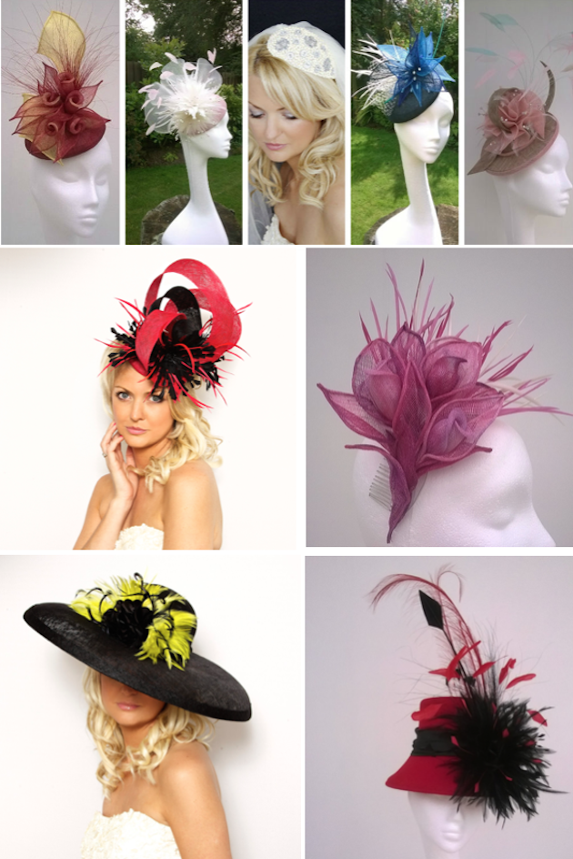 Find Elegant Hats   Fascinators for Weddings - Wedding Fares  7ace9bf73a2