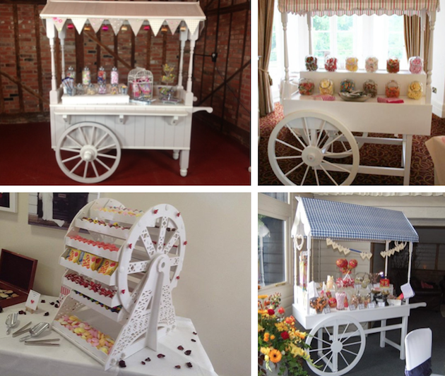 Sweet Cart - Wedding Fares
