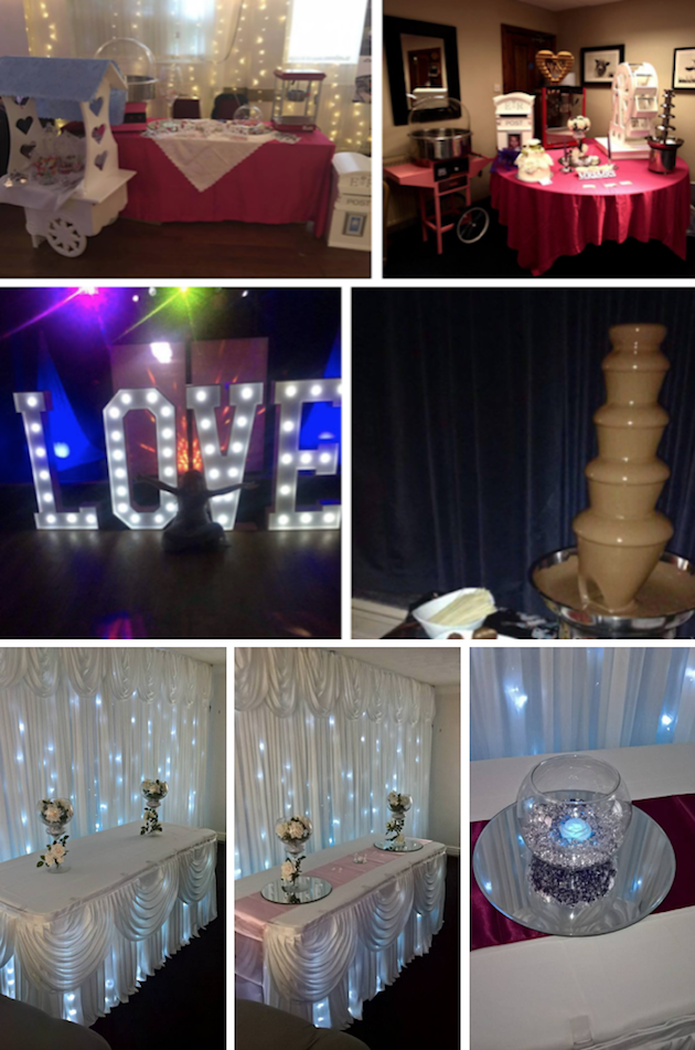 Sweet cart wedding fares west midlands wedding directory em and ms sweet cart hire and more junglespirit Gallery