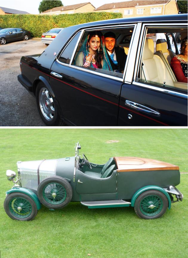 Prom Car Hire Staffordshire