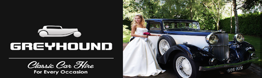 Greyhound Classic Car Hire